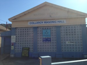 Collaroy Masonic Hall