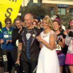 Newlyweds: a Marathon Marriage
